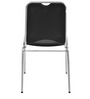 Contract Chair in Soft Pvc without Arms by Nilkamal