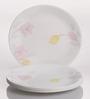 Corelle Asia Elegant City Vitrelle Glass Dinner Plates - Set of 6