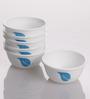 Corelle Foliage Glass Bowl - Set of 6
