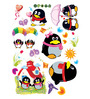 Cortina Vinyl Penguin Theme Wall Sticker