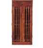 Amery Shoe Rack in Honey Oak Finish by Woodsworth