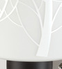 Costa Del Sol Wall Light in White by CasaCraft