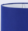 Courtyard Chakra Royal Blue Lamp Shade