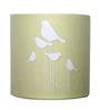 Craftter Bird Silhouette Yellow Wall Lamp