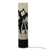 Craftter dancing lovers White Acrylic Floor Lamp