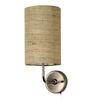 Craftter Brown Round Upward Wall Lamp