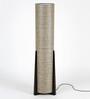 Craftter Grey Fabric Floor Lamp