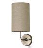 Craftter Off White Round Upward Wall Lamp
