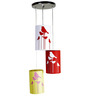 Craftter Abstract Bird Red Acrylic 0.5W LED Hanging Light