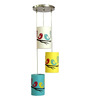 Craftter Full Birds Multicolour 5W LED Hanging Lamp - Set of 3