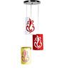 Craftter Ganesha Multicolour 0.5W LED Hanging Lamp