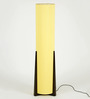 Craftter Yellow Fabric Floor Lamp