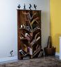 Presley Bookshelf in Dual Tone Finish by Bohemiana