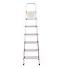 Crust Aluminium 6 Steps 6.4 FT Ladder
