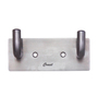 Crust Silver Stainless Steel 4 x 1.8 x 1.5 Inch Robe Hook
