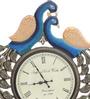 Chitrangada Wall Clock in Multicolour by Mudramark