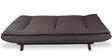 Cuba Sofa cum Bed in Dark Brown Colour by Forzza