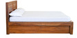 Cubus King Bed With Storage by @home