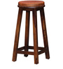 Weston Stool in Provincial Teak Finish by Woodsworth