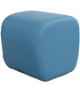 Cutesy Pouffe in Blue Colour by ARRA