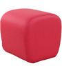 Cutesy Pouffe in Pink Colour by ARRA