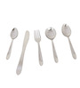 Freedom Stainless Steel Cutlery - Setof 24