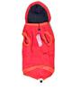 CV Star Red  & Green Dog Hoodie, 12 size