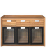 Daffodil Sideboard in Brown Finish by Royal Oak
