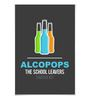 DailyObjects Paper Alcopops Unframed Poster
