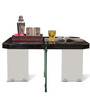 Davis Coffee Table in Black Colour by Durian