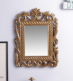 Decorhand MDF Off White Mirror