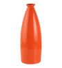Decardo Orange Ceramic Vase