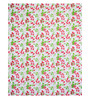 Decotrend Leaves Collage Multicolour 100% Cotton Table Cloth with Border