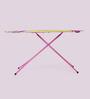 Deneb Premium Mira Metal Pink Ironing Board