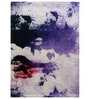 Designs View Multicolour Wool & Cotton 24 x 36 Inch Hand Made Digital Printed Monalisa Dhurrie