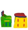 Desk and Chair Set by Cutez