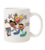 Dexter & Dee Dee Designed Coffee Mug by Orka