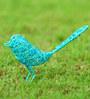 Deziworkz Sparrow Wired Birdie Turquoise