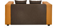 Diana Two Seater Sofa in Camel Colour by @home