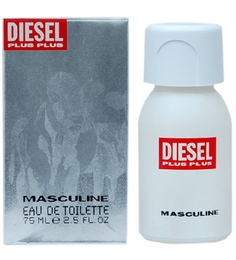 Diesel Plus Plus EdT Spray For Men 75 ml
