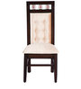 Dining Chair in Brown Colour by Karigar
