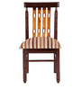 Dining Chair in Brown Polish by Karigar