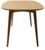 Dining Table in Natural Finish by Avian Lifestyle