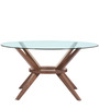 Six Seater Dining Table by Parin