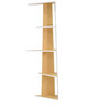 Kasumi Display Unit in Beech and White Edging Finish by Mintwud