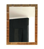 Lope Minimalist Mirrors in Brown by CasaCraft