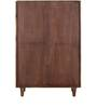 Dixon Cabinet in Provincial Teak Finish by Woodsworth