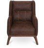 Donald Chair in Brown Colour by @ Home