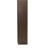 Takuma Two Door Wardrobe in Wenge Finish by Mintwud
