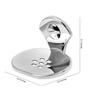 Doyours Glossy Stainless Steel Soap Dish